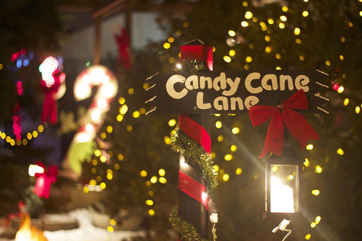 Fotos gratis ligero noche decoraci n fiesta a o - Decoracion fiesta navidena ...