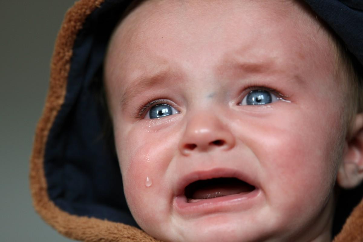 Малыш плачет 2 часа