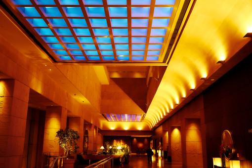 nuit,restaurant,Design d'intérieur,un hôtel,Inde,hall