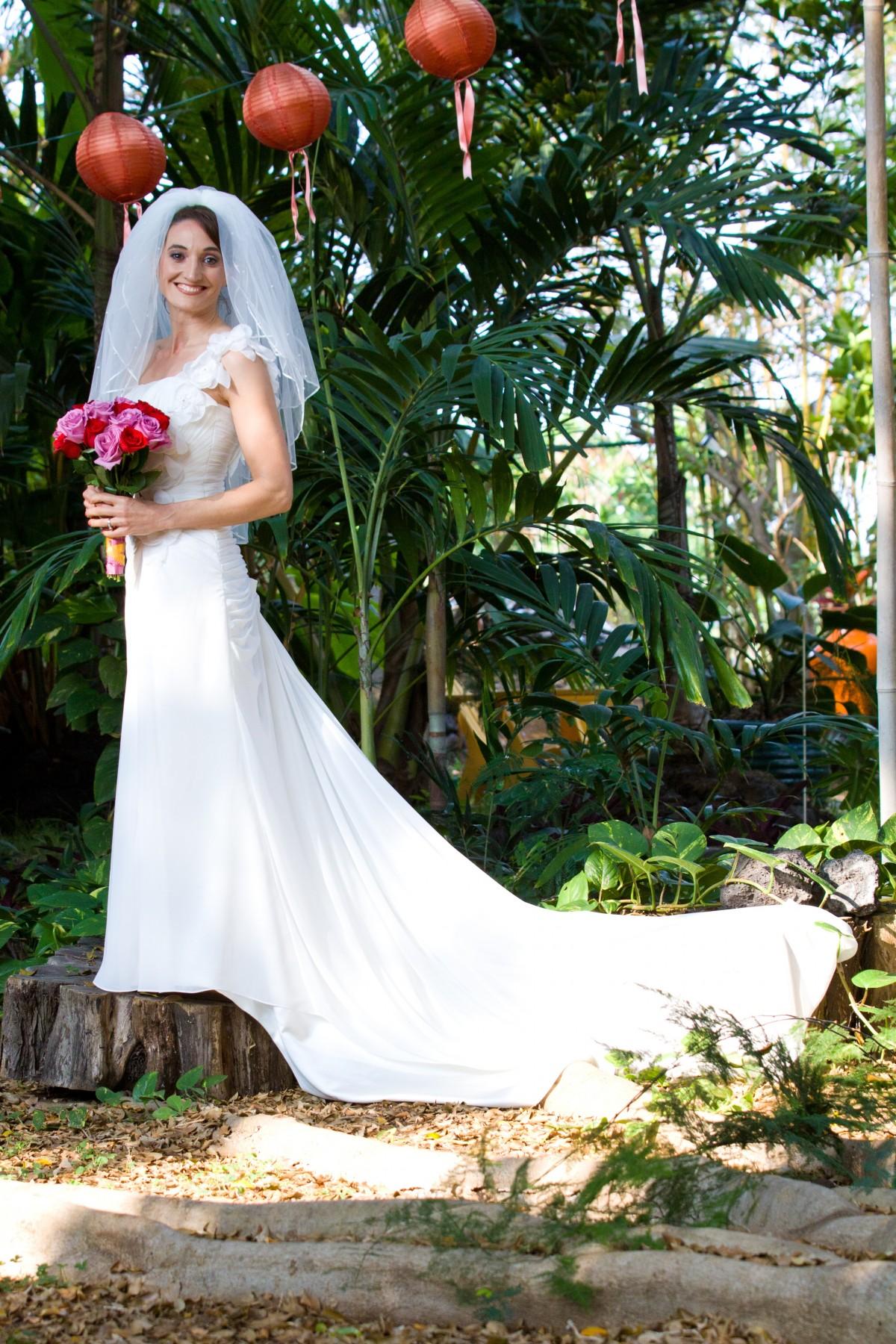 Gratis afbeeldingen vrouw huwelijk trouwjurk bruid