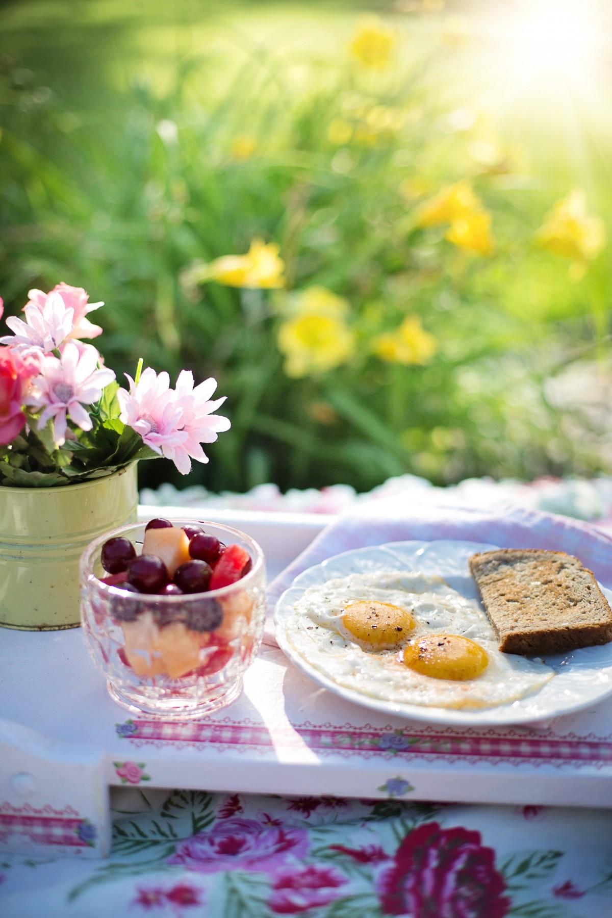 Посудой, картинки утро завтрак лето