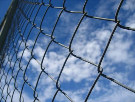 fil clôture acier