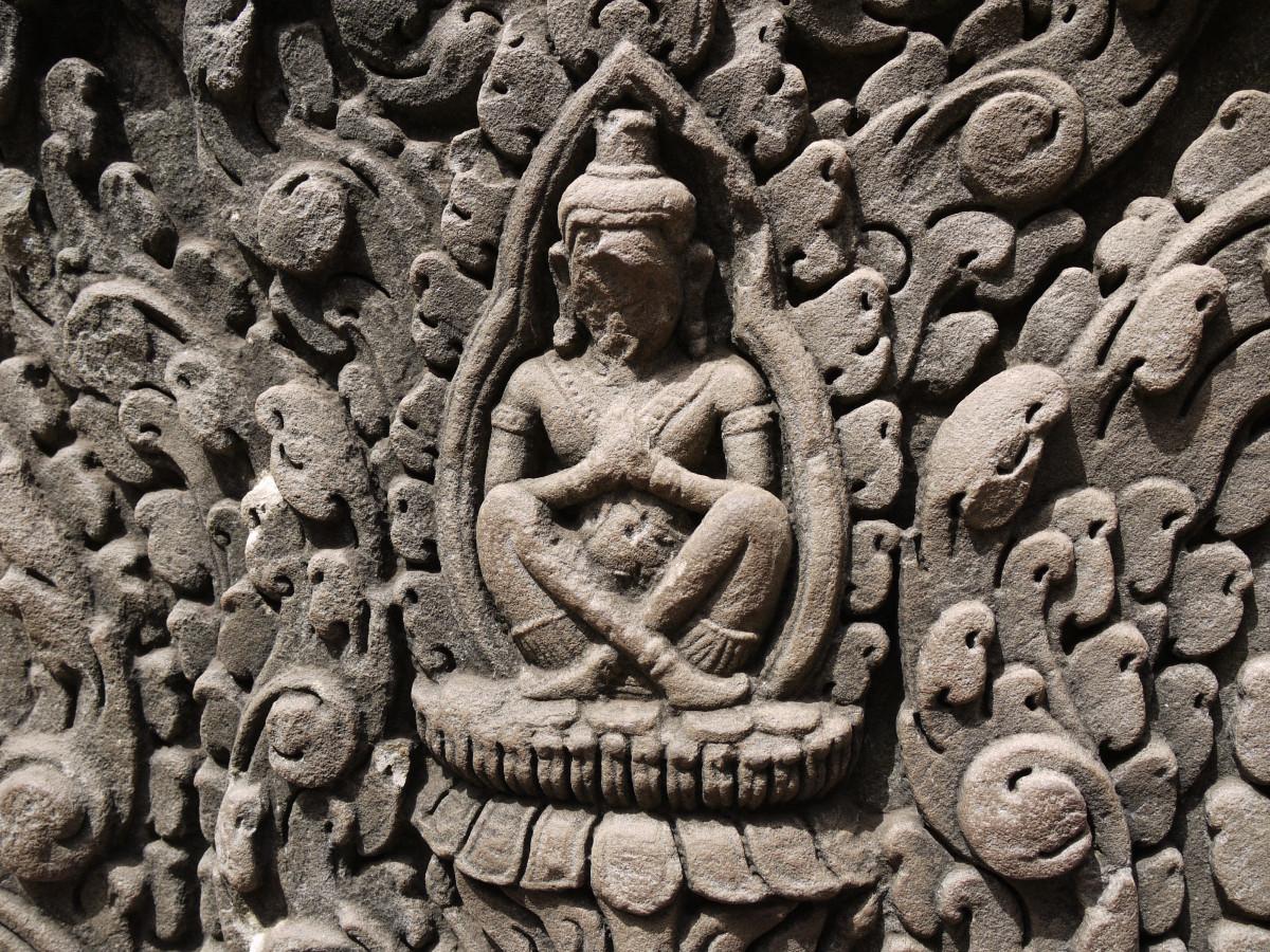 Free images rock sculpture art temple dragon