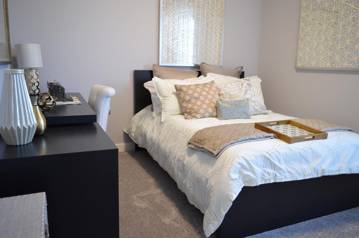 Desk House Floor Home Cottage Cozy Property Living Room Furniture Room  Bedroom Decor Modern Interior Design