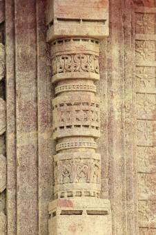 Gambar : Arsitektur, struktur, antik, tua, Monumen, kolom ...