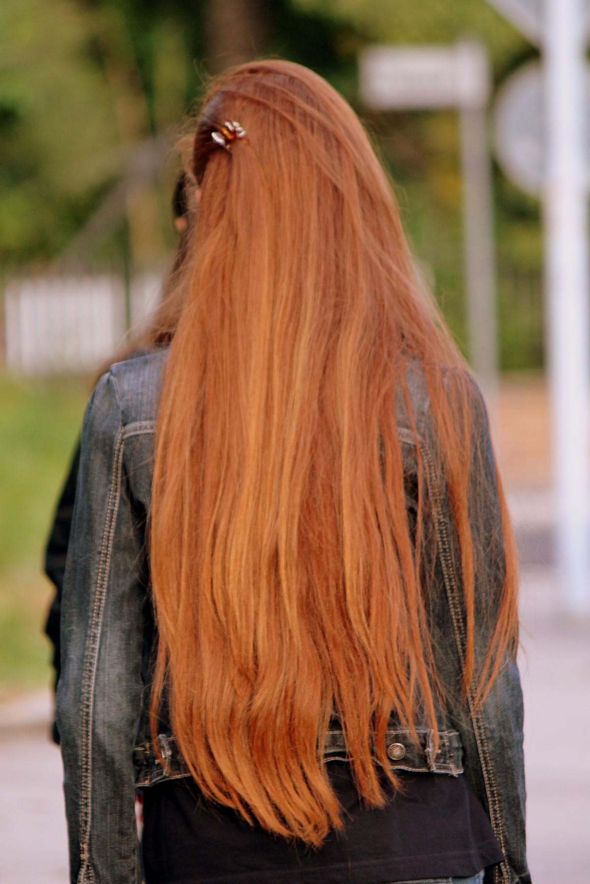 Количество волос у человека