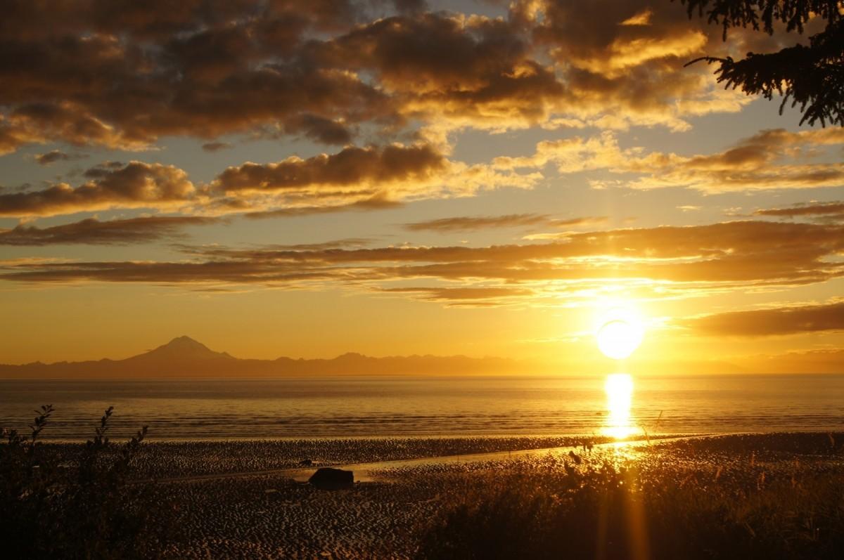 Красивые открытки восхода солнца, днем влюбленных