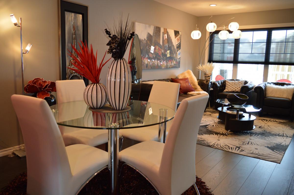 Fotos gratis mesa casa interior restaurante for Diseno de interiores de apartamentos modernos