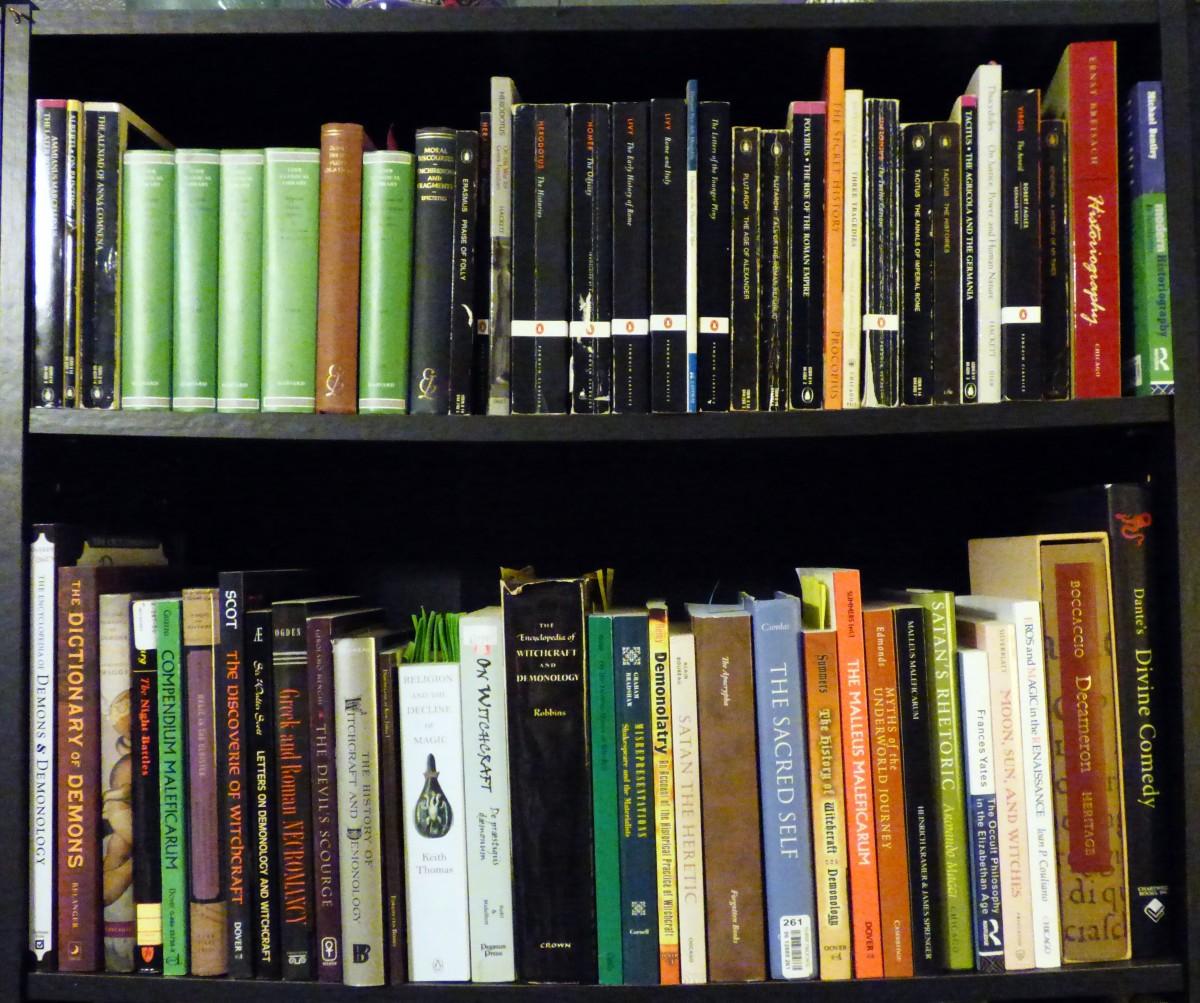 book, read, row, vintage, antique, old
