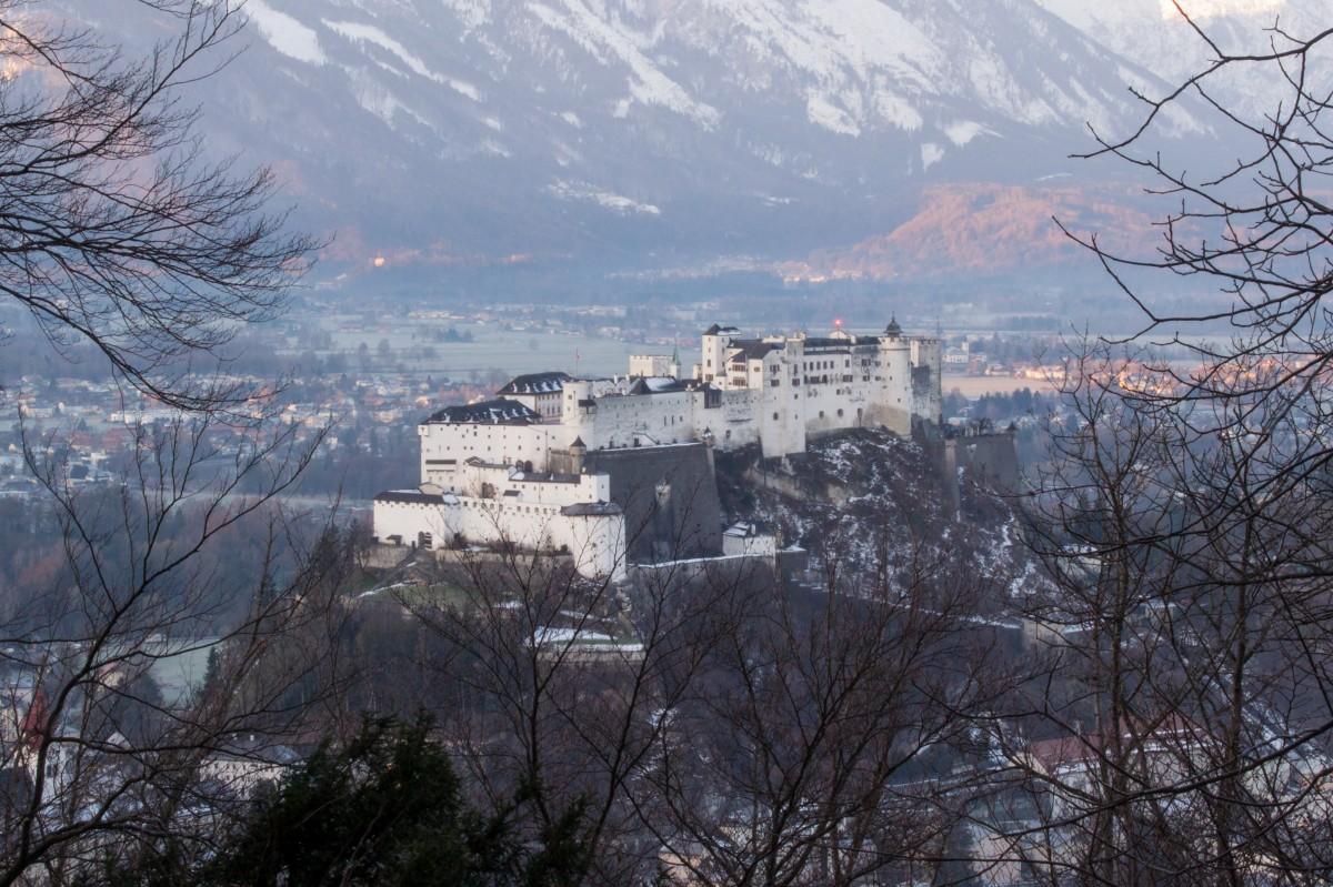 Wetter Salzburg Morgen