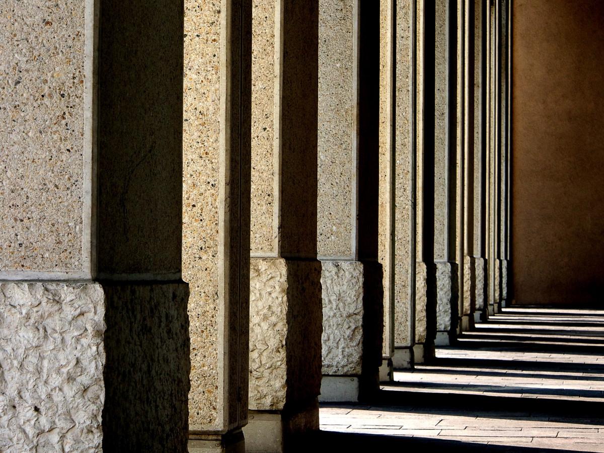 Gratis afbeeldingen architectuur structuur hout verdieping balk pijler kolom itali - Ontwerp buitenkant ontwerp ...