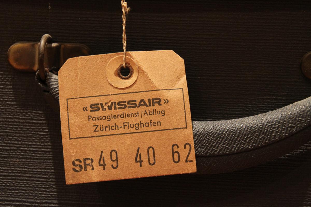 vintage, retro, old, handbag, label, brand, suitcase, luggage tag