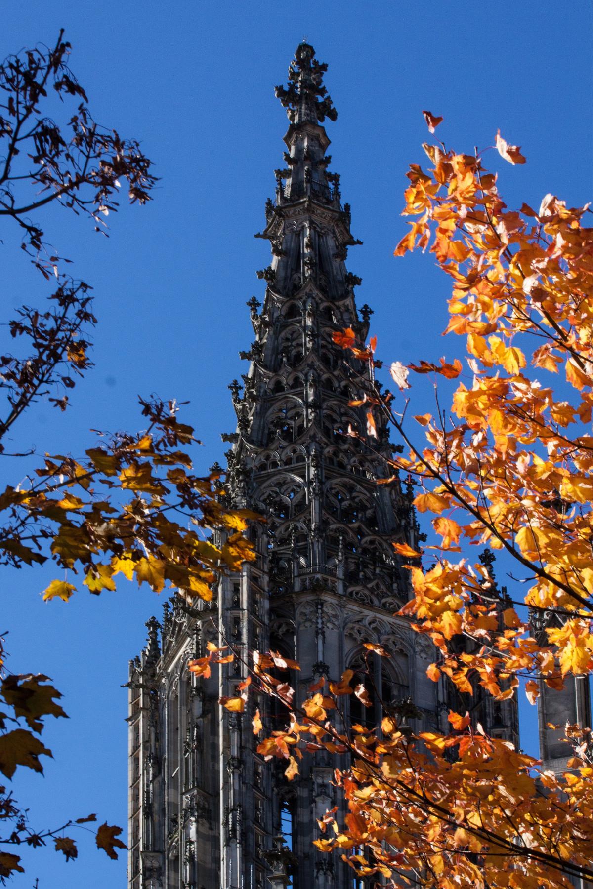 Images Gratuites : nuage, bâtiment, la tour, point de ...
