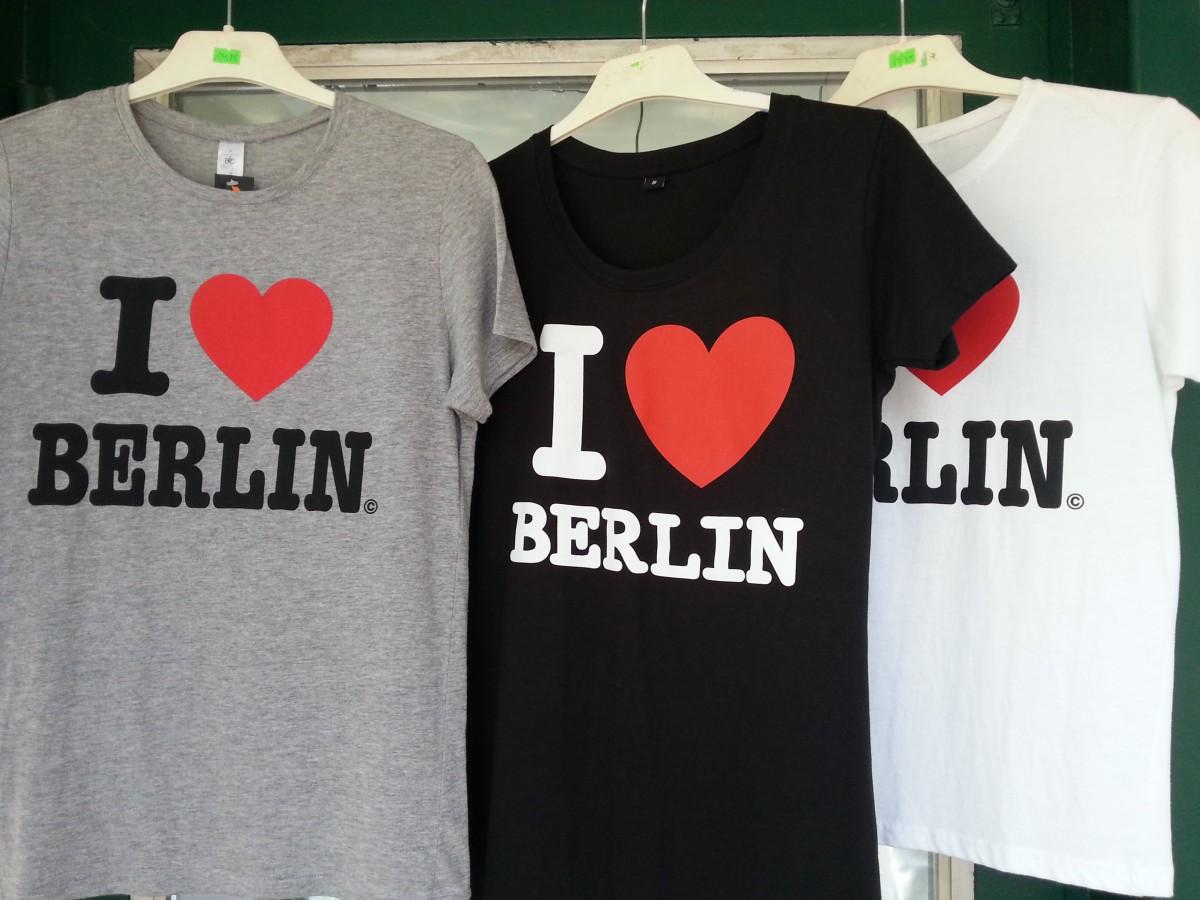 белый одежда Черный Бренд продукт шрифт Берлин Сувениры Футболки рукав Футболка Футболки