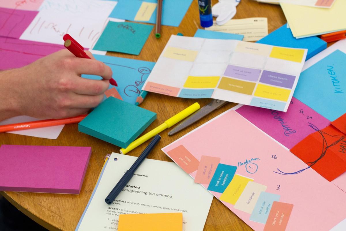 Graphic design essay