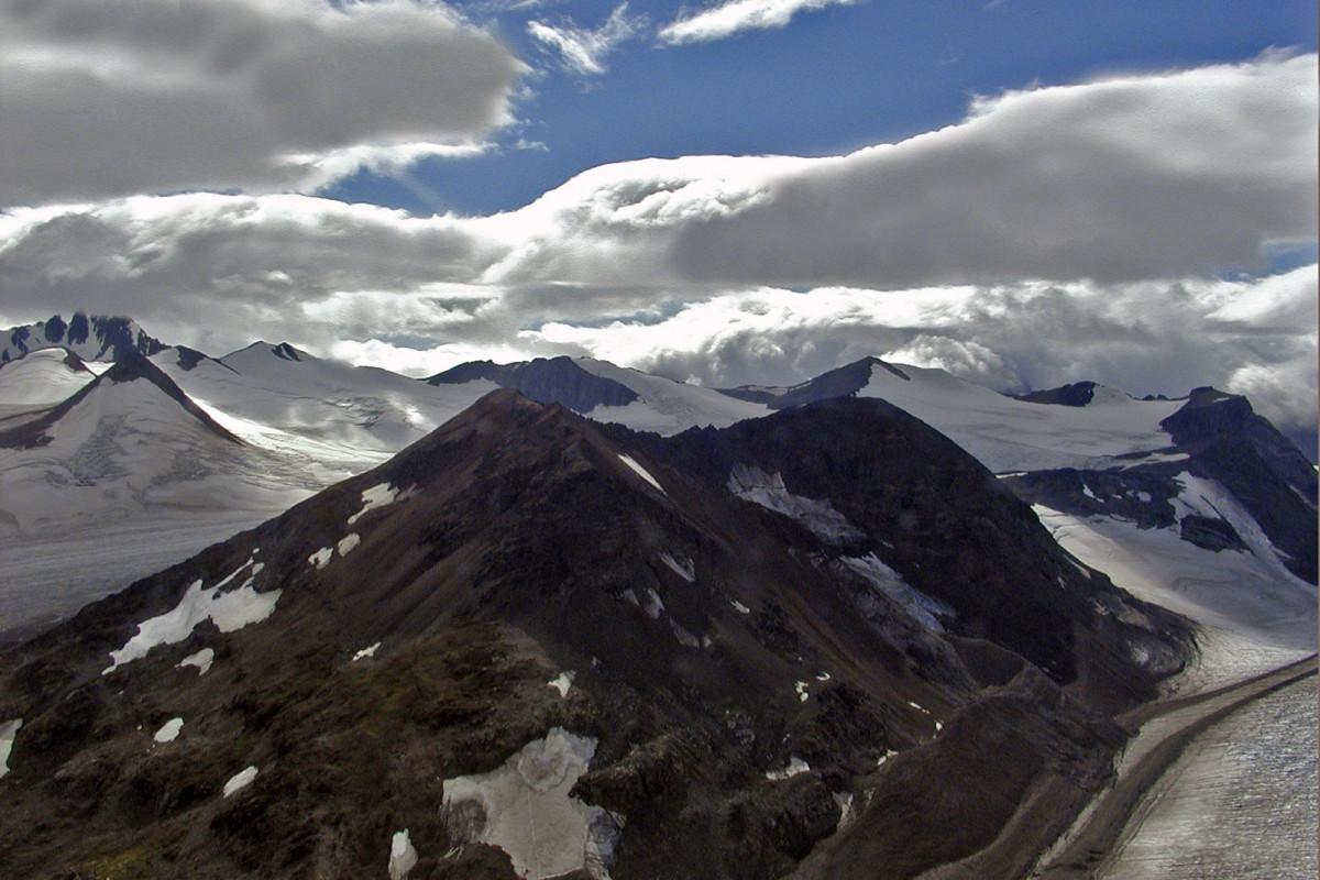 landscape sky clouds snow - photo #47