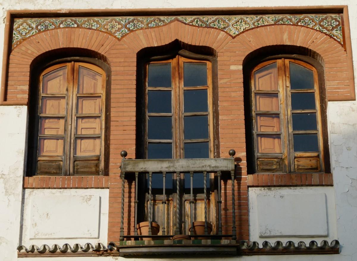 Fotos gratis cerca arquitectura planta madera casa pared balc n moho arco decoraci n - Persianas palacio ...