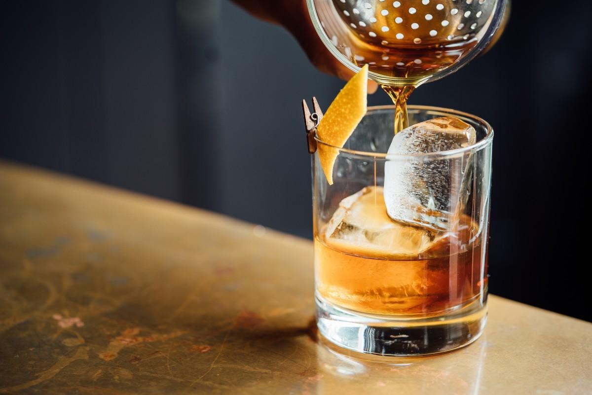 Рецепт коктейль из виски с колой