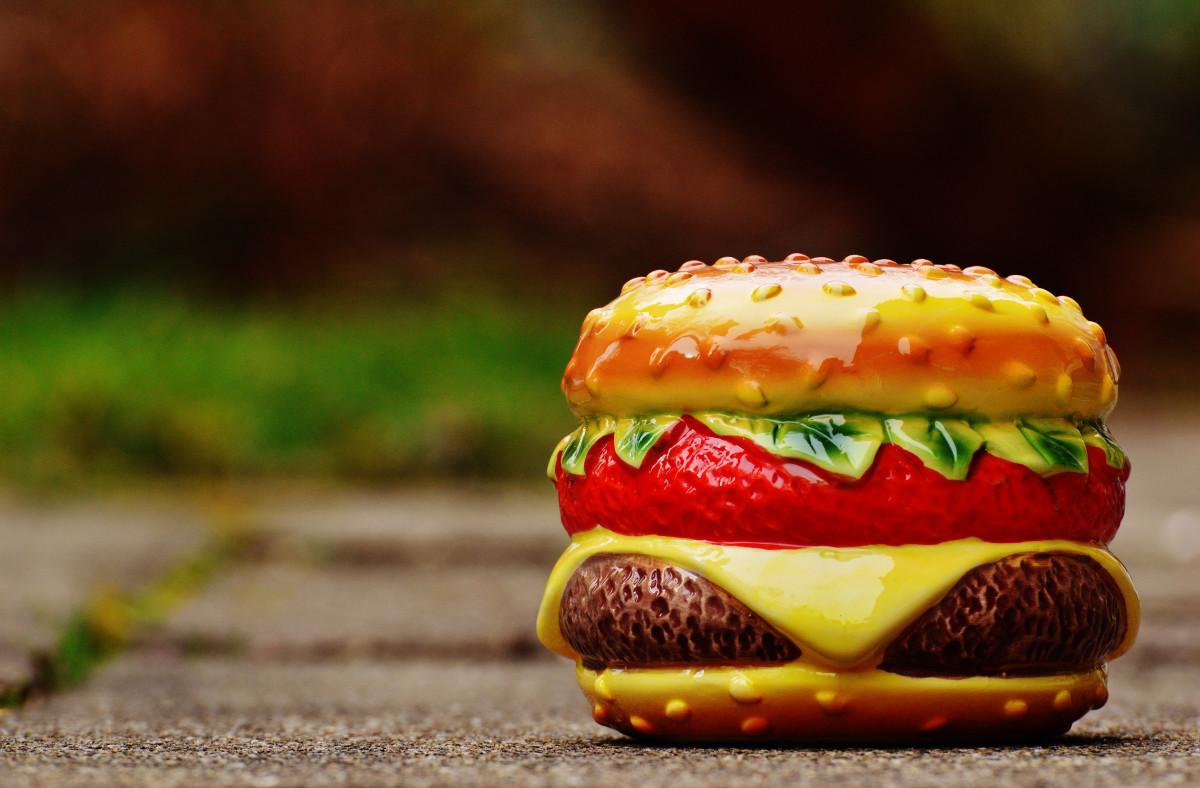 то, картинка про гамбургер изображение