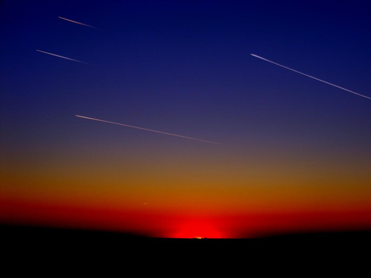 astronomy sunrise sunset - photo #43