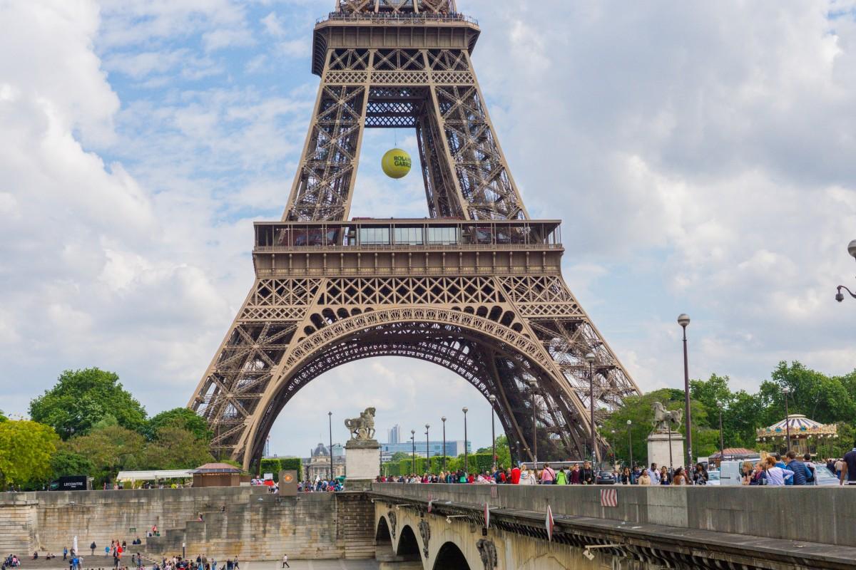 Images gratuites pont tour eiffel paris monument - Tour eiffel photos gratuites ...