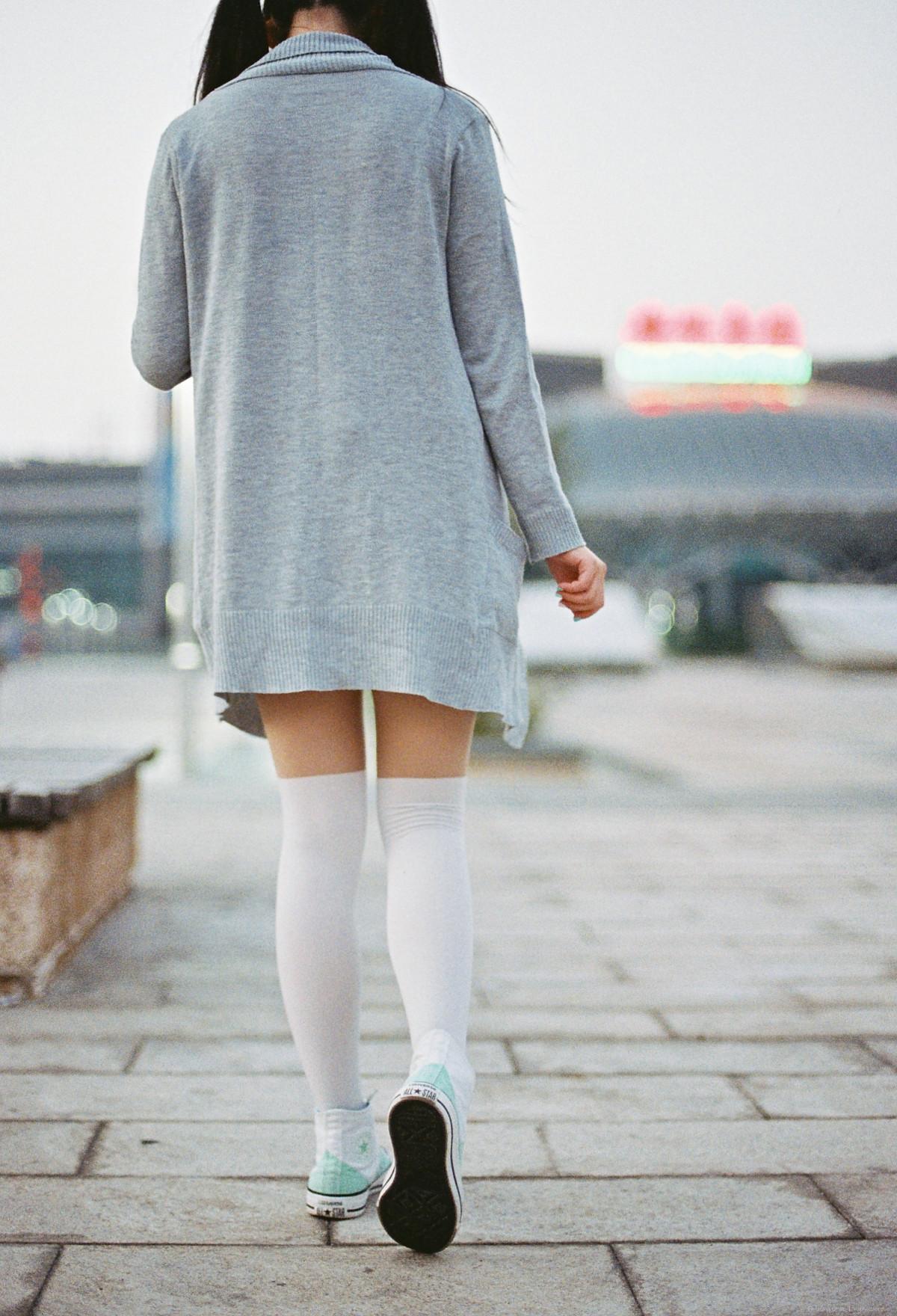 Free Images  Shoe, Girl, White, Cute, Film, Slr, Fujifilm -5730