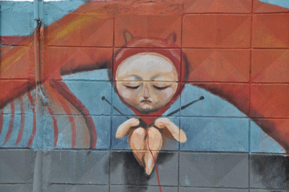 Graffiti wall barcelona - Wall Spray Color Graffiti Barcelona Artwork