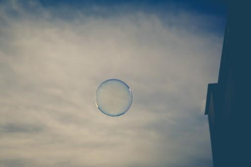無料画像 : 雲, 空, イブニング, 月, バブル, サークル, 石鹸, 午後 ...