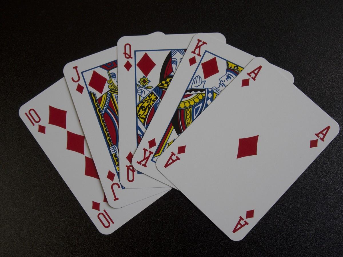 распечатать колоду казино