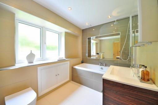 floor, home, cottage, kitchen, property, tile