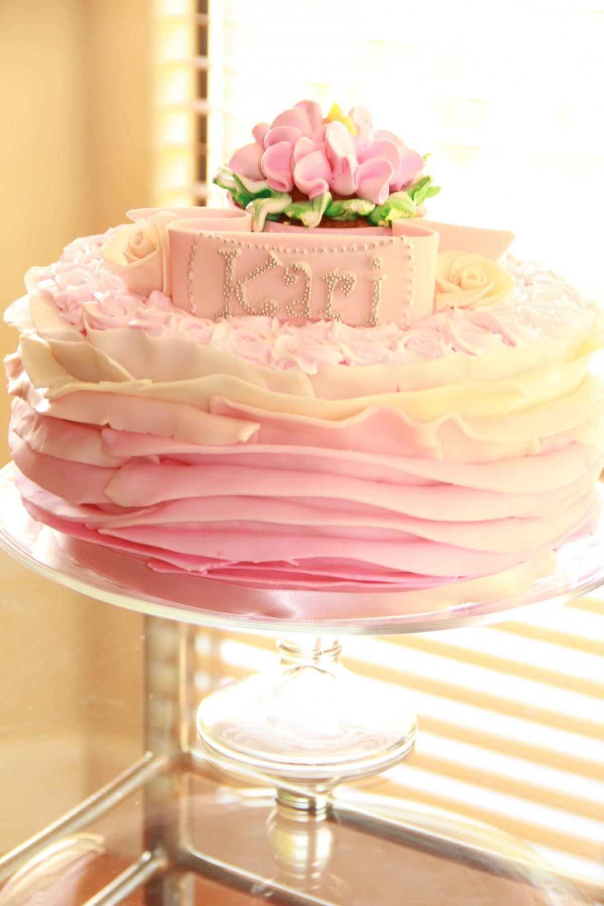 Free Images : sweet, flower, petal, celebration, food