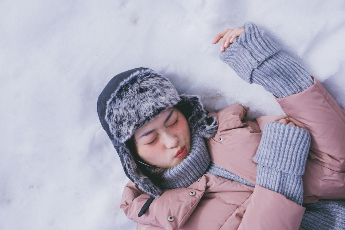Citaten Winter Anak : Gambar orang salju musim dingin