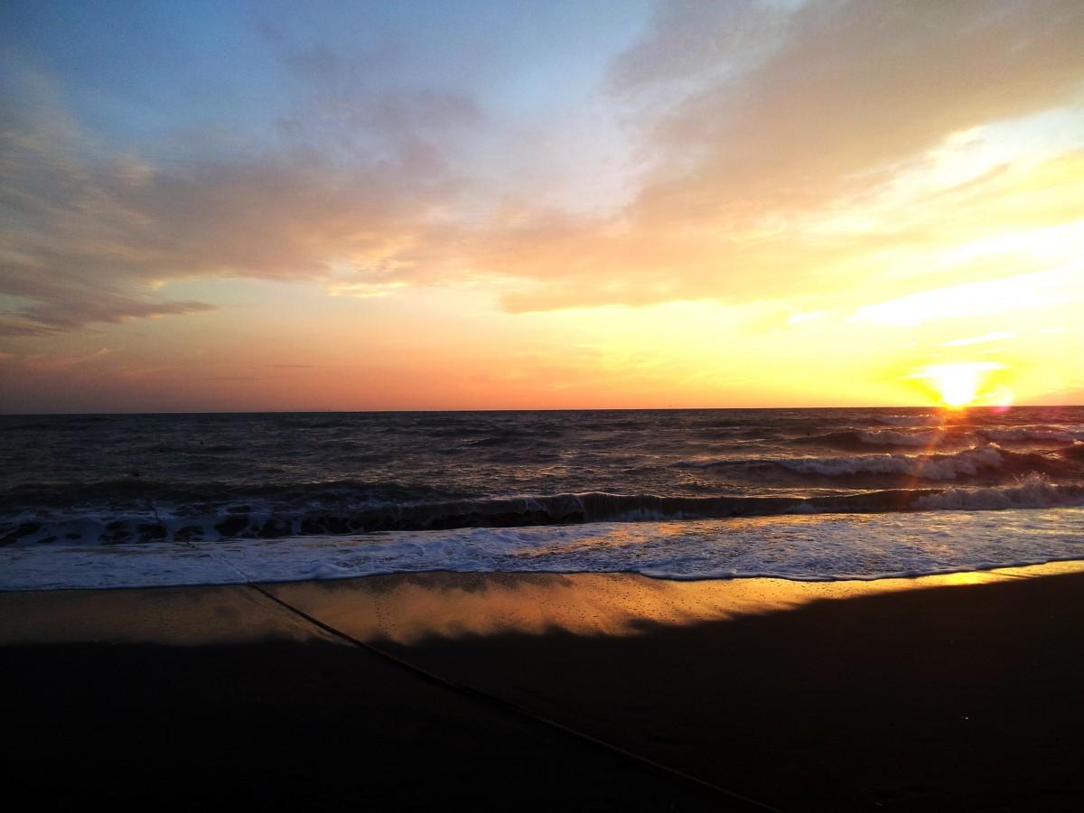 free images beach sea coast water ocean horizon
