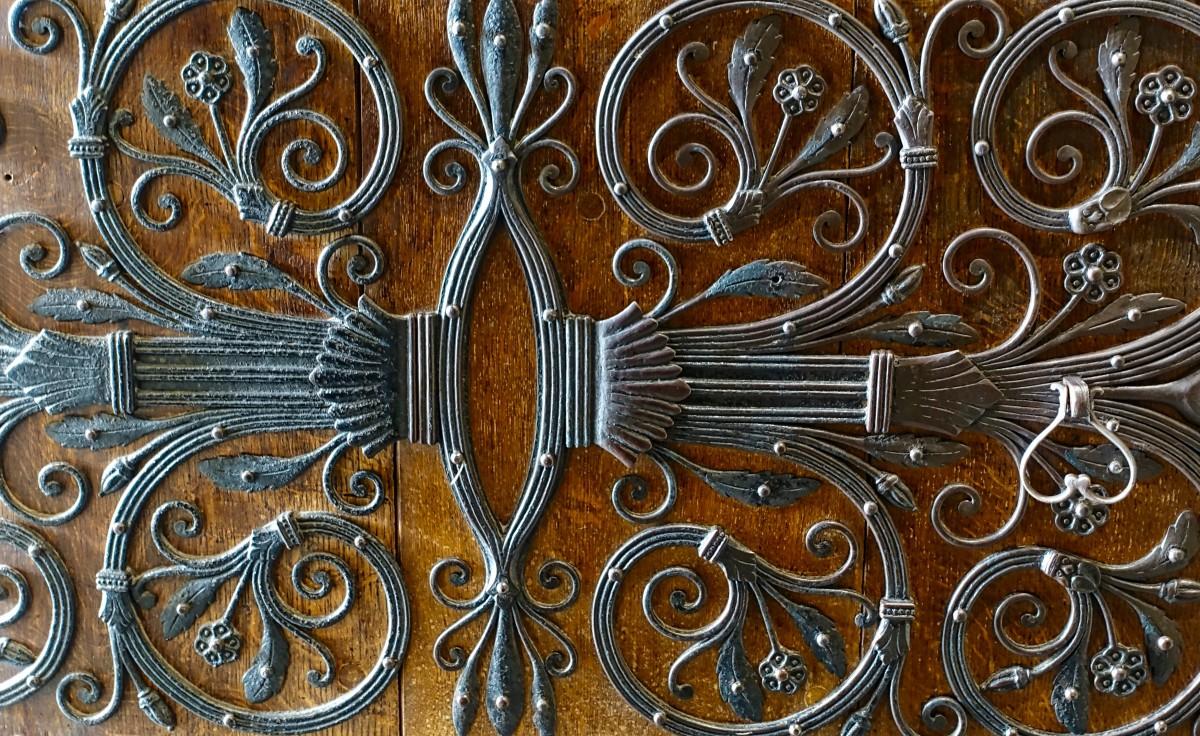 Free images wood steel pattern metal material