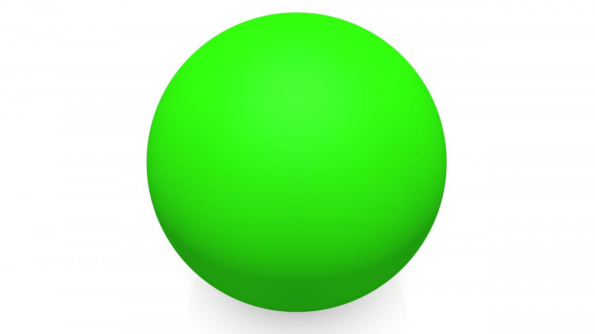 Картинка зеленая точка
