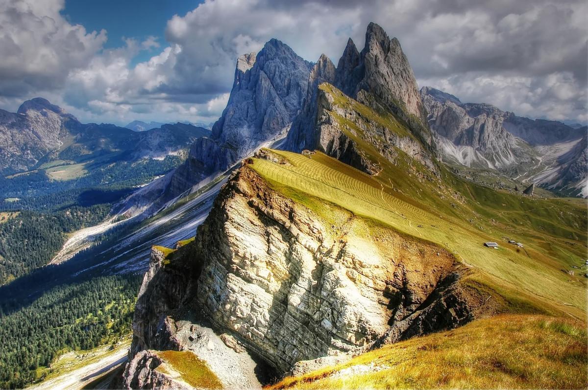 горы доломиты в италии ответ Татьяна Мудрец