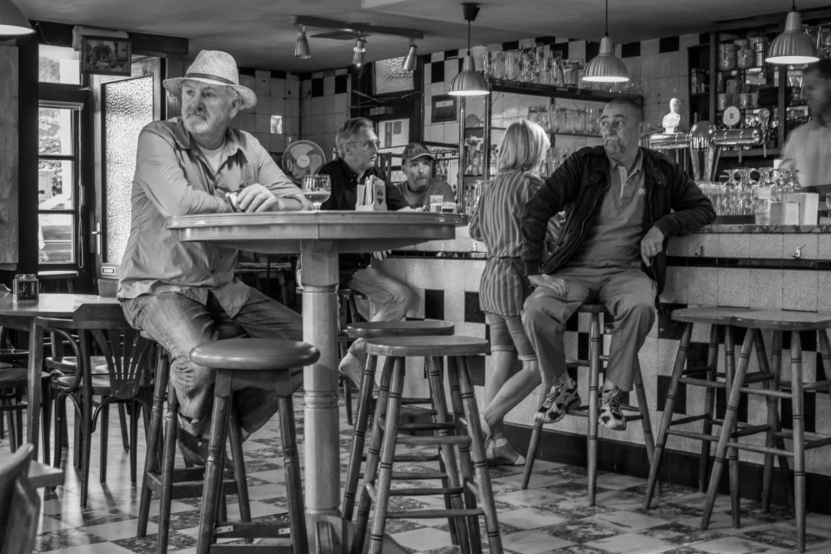 free images black and white restaurant bar belgium photograph pub deurne beercafe