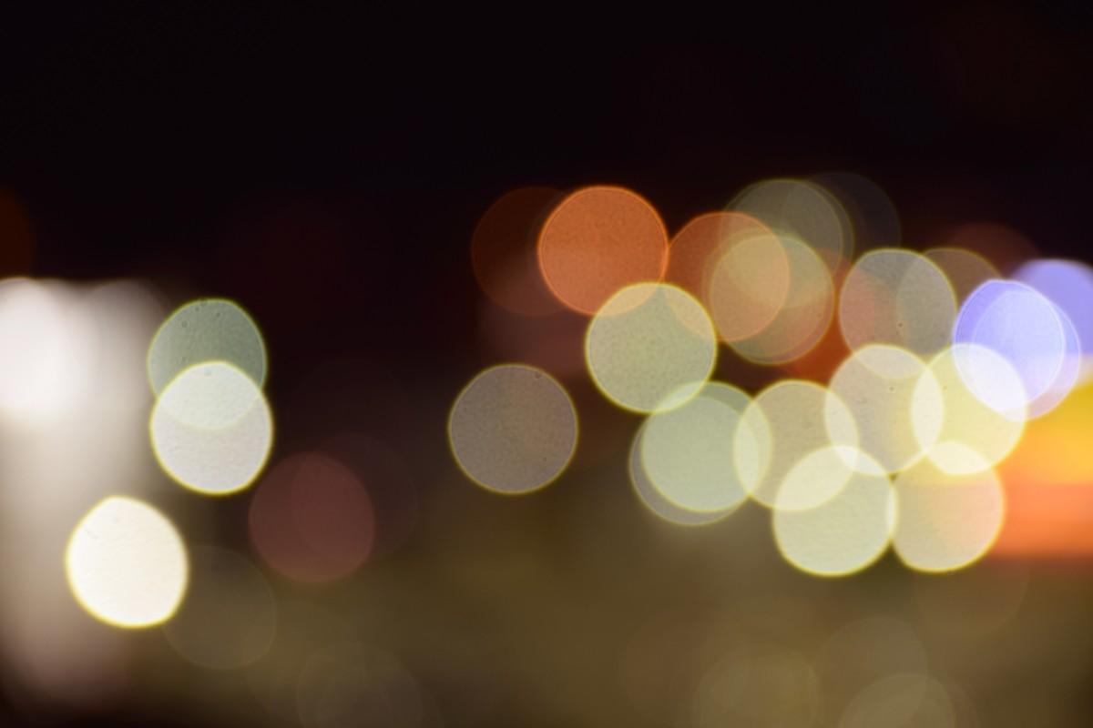 Christmas Bubble Night Lights