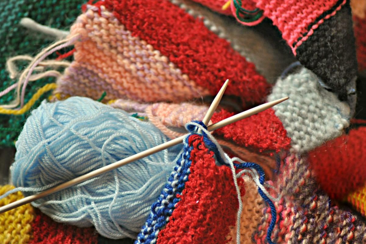 Вязание, вязание спицами, вязание крючком, Схемы вязания 43