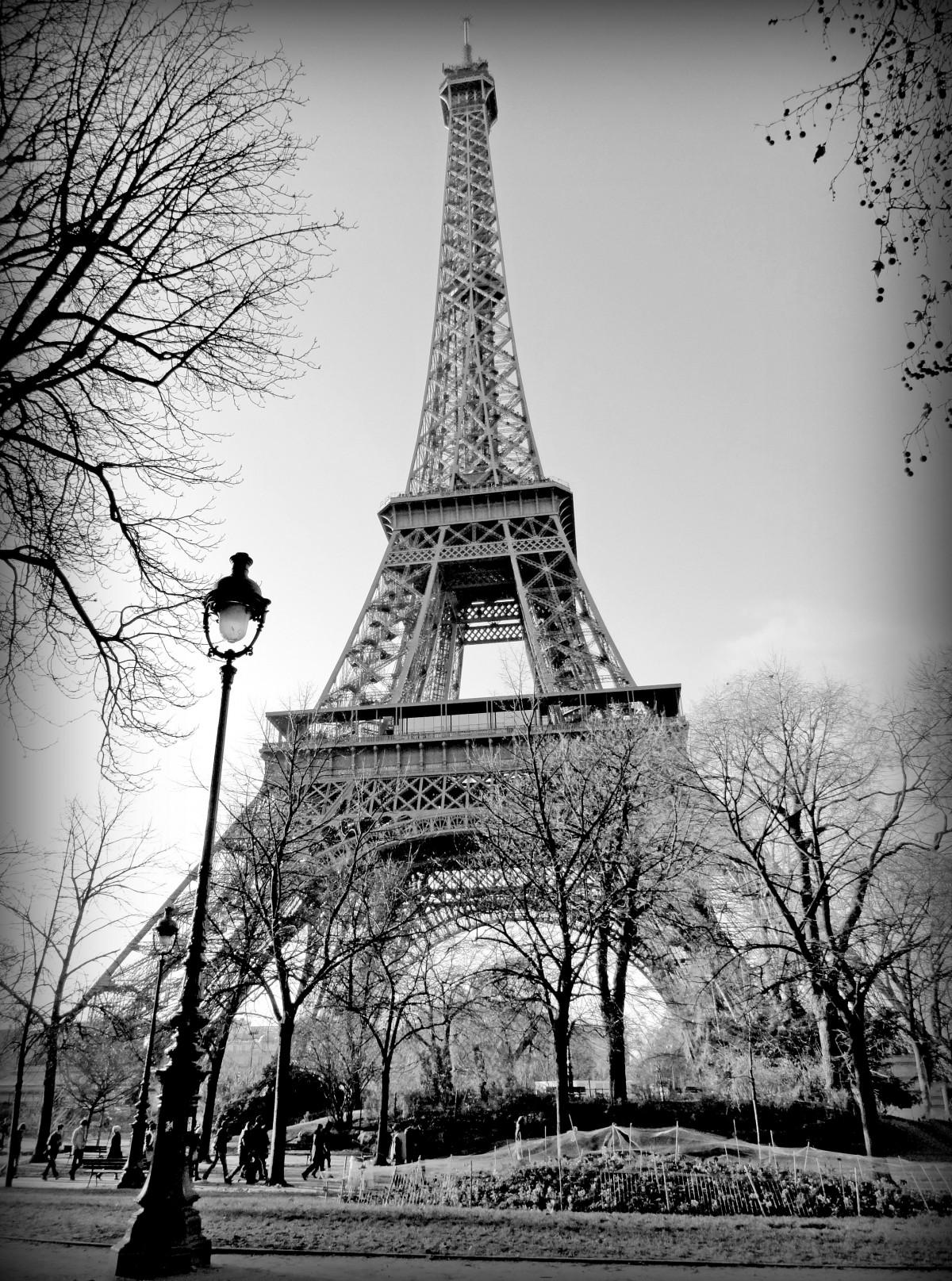 Шарами, открытки париж черно-белые