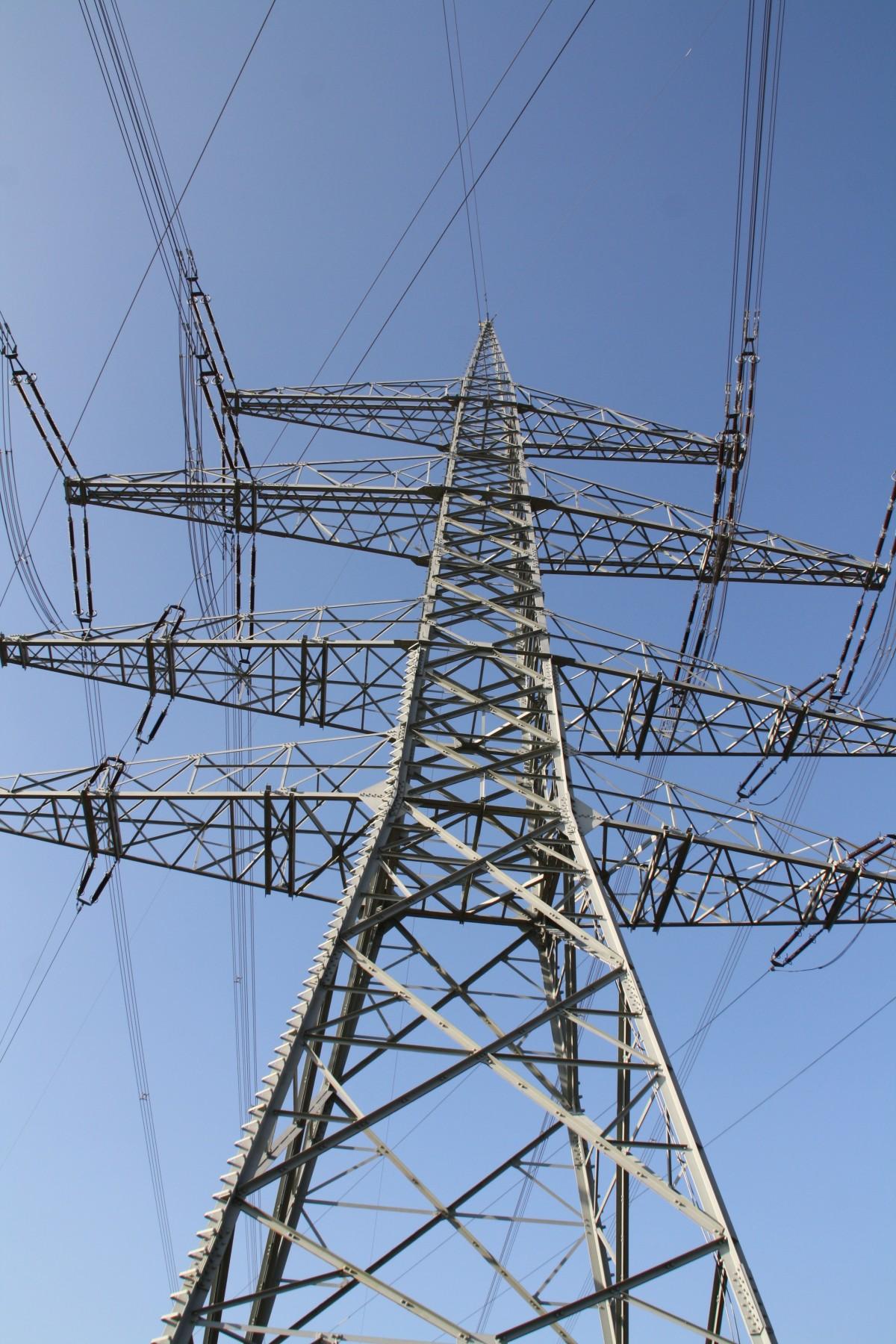 Fotos gratis : cable, línea, torre, Línea eléctrica, mástil, energía ...