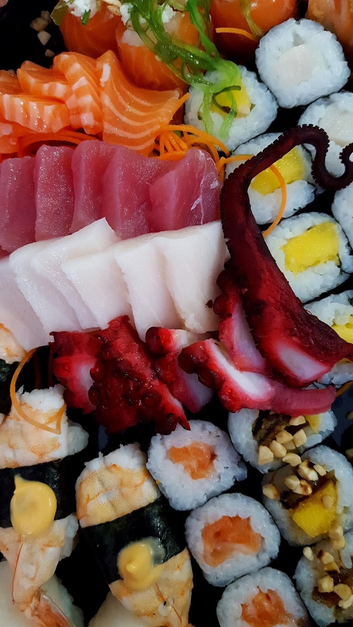 Images gratuites fleur plat repas aliments produire for Poisson japonais nourriture