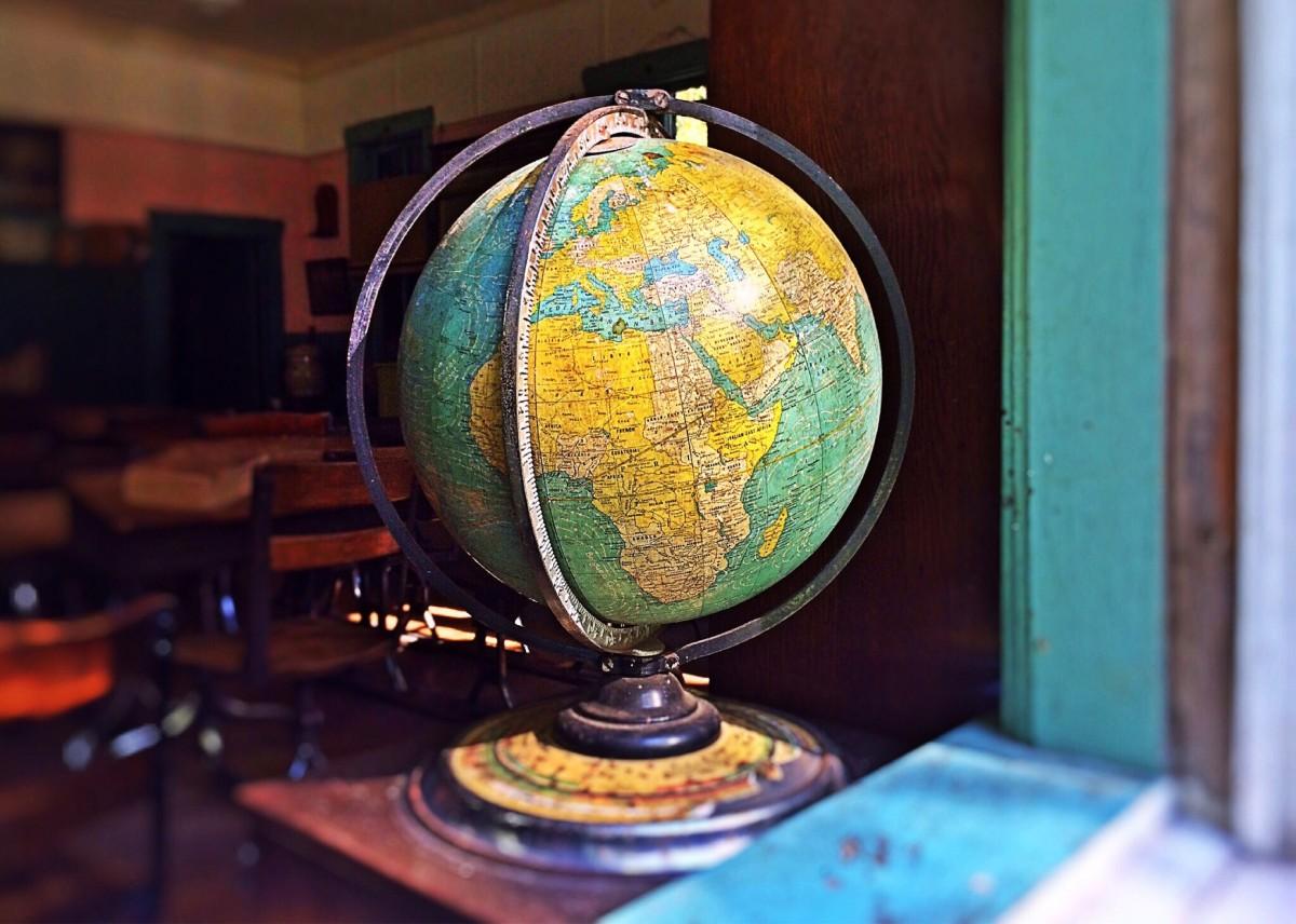 Gambar : jendela, kaca, warna, bola, dunia, geografi ...