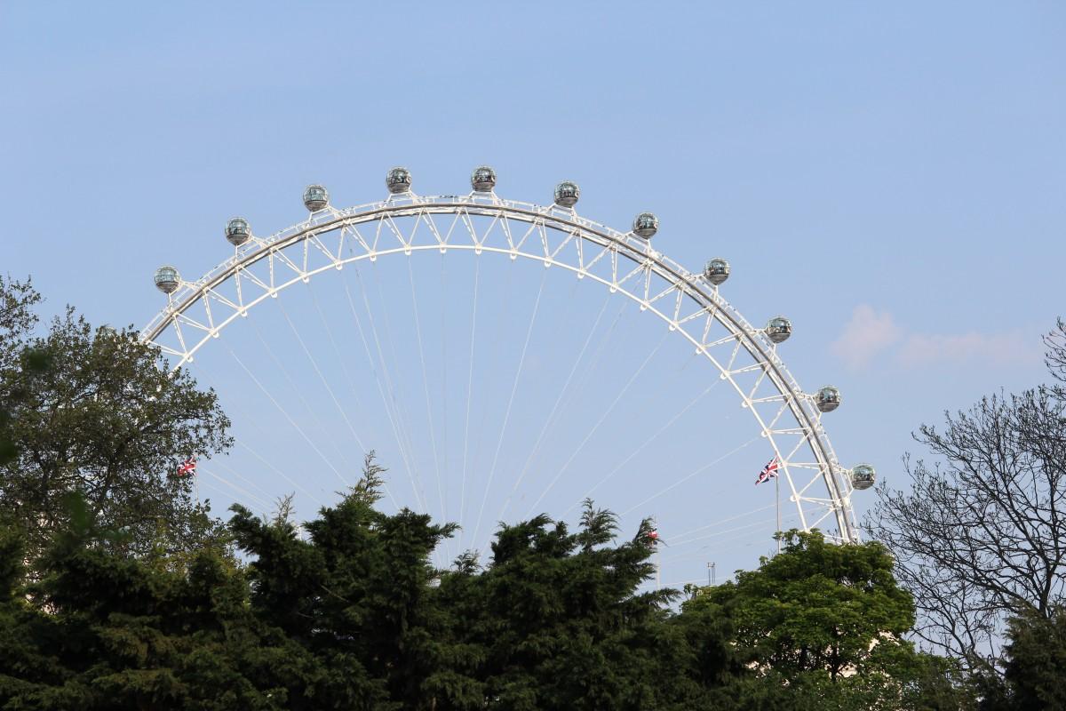 Fotos Gratis Estructura Arco Rueda De Ferris Parque De