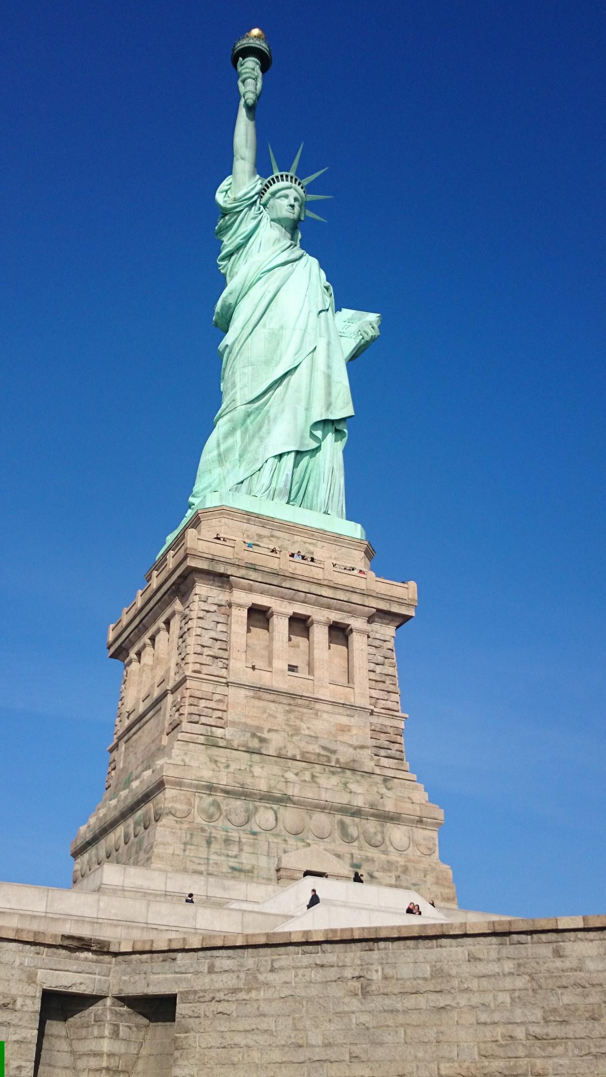 Images Gratuites New York Monument Statue De La