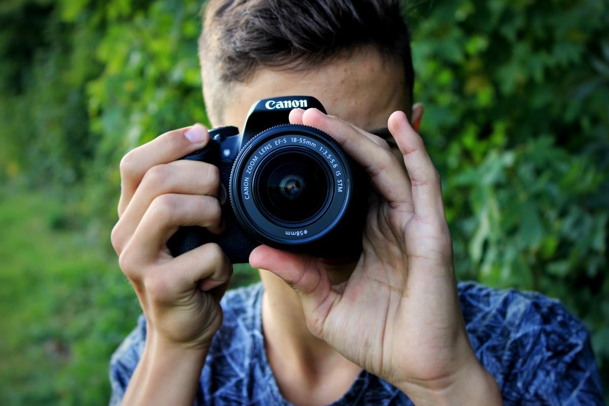 Фото фотоаппарата для детей