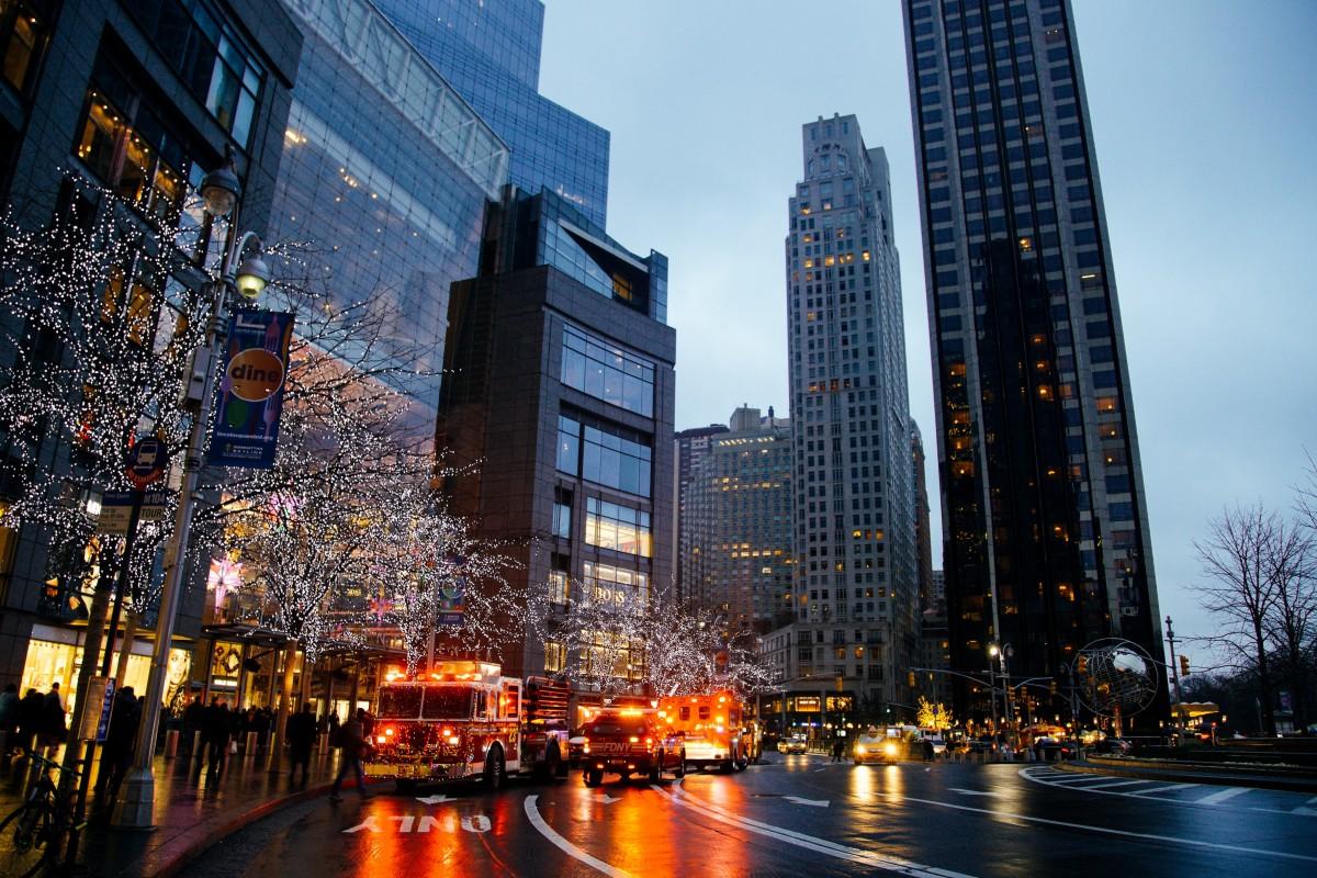 Free Images : road, skyline, street, night, wet, city, skyscraper, asphalt, cityscape, downtown ...