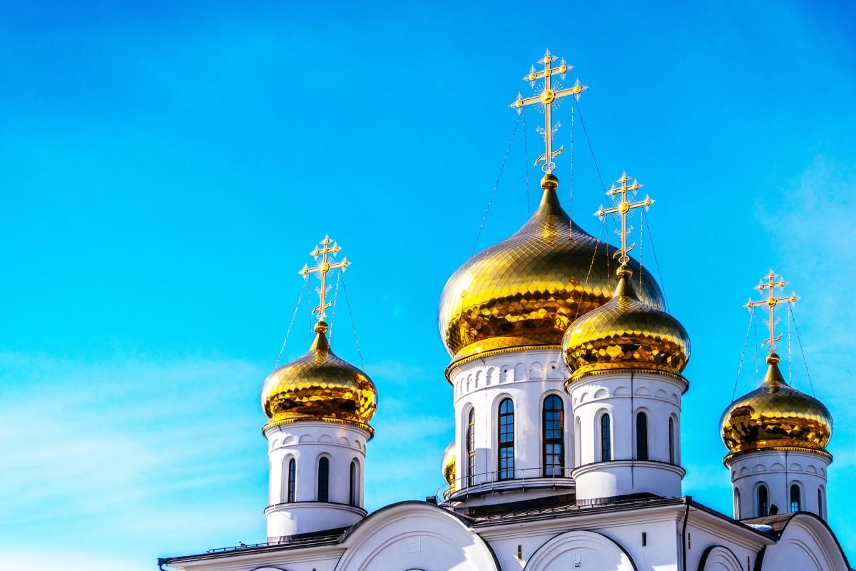 Троица картинки красивые с церковью