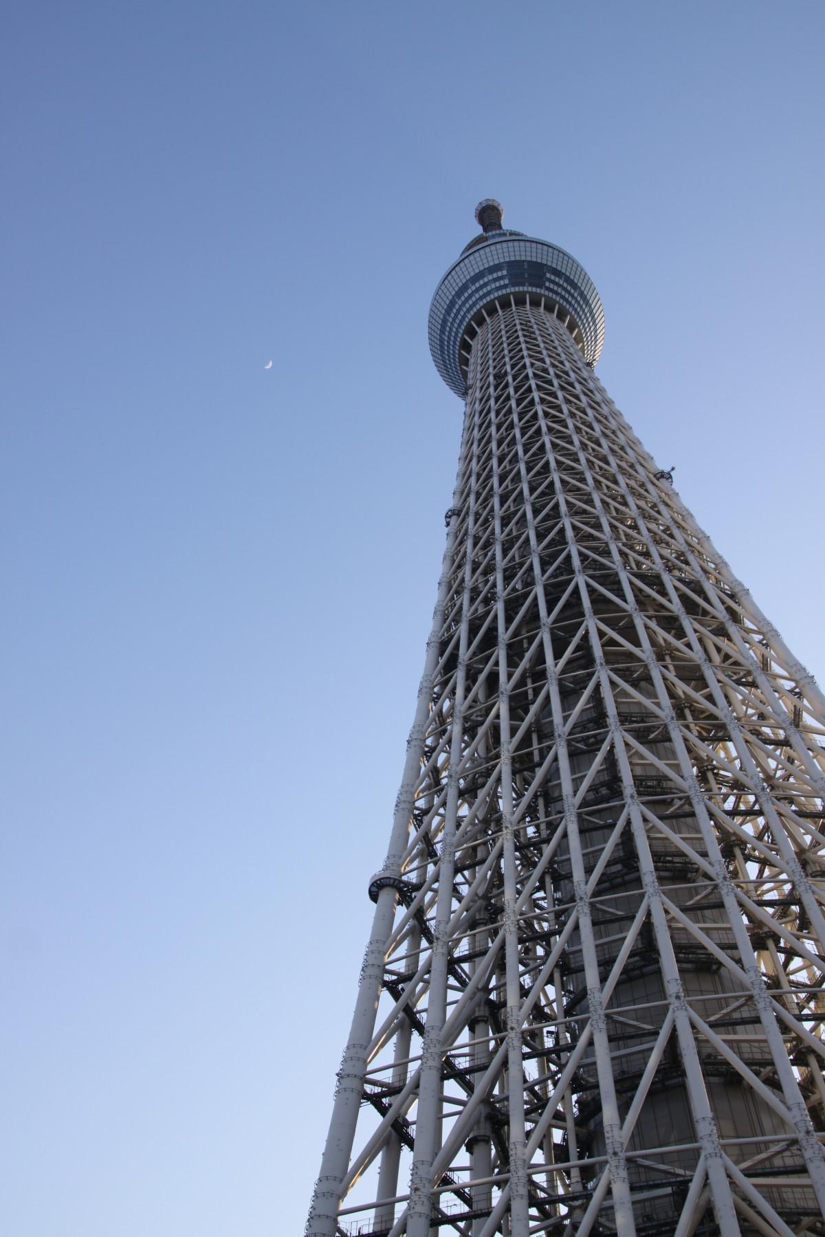 超高層ビル タワー マスト ランドマーク 日本 高層ビル 東京 尖塔 尖塔 観測塔 スカイツリー