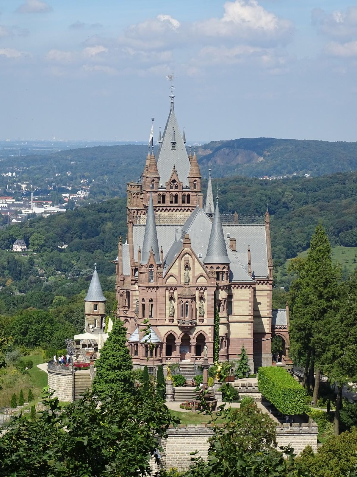 Kostenlose foto : die Architektur, Stadt, Gebäude, Chateau